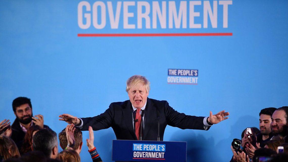 Prendre Johnson et le Brexit au sérieux