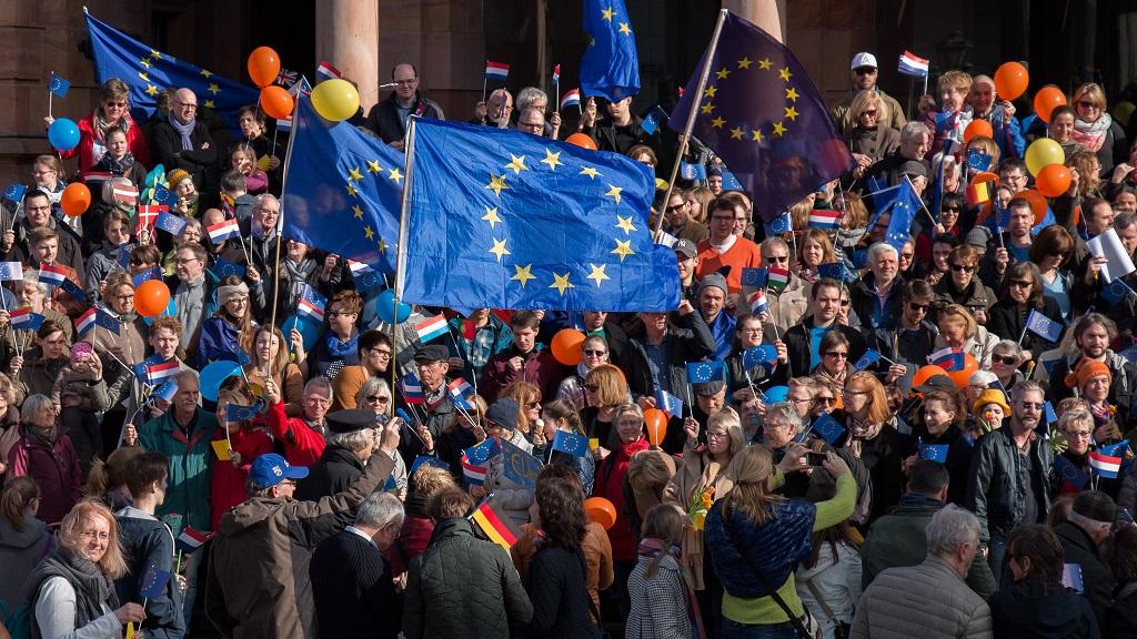Faire tomber de nouveau un mur allemand pour sortir l'Europe de l'impasse